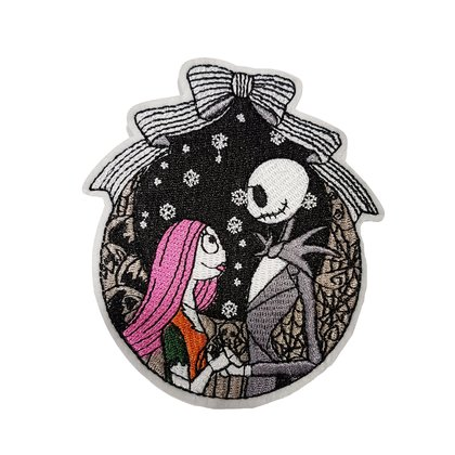 Gothic Patch Nightmare before Christmas