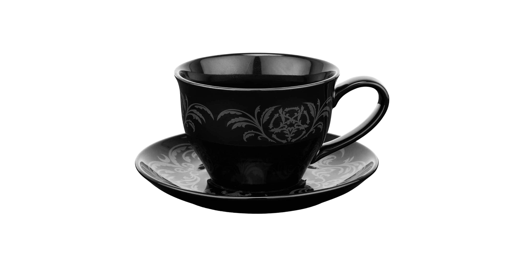 Morticia Tea Set